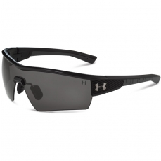 Under Armour FIRE Sunglasses Black/Grey