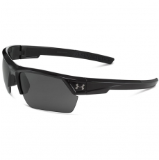 Under Armour IGNITER 2.0 Sunglasses Shiny Black/Black