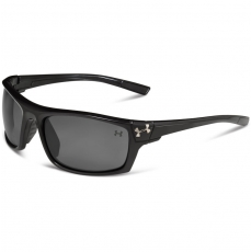 Under Armour KEEPZ Sunglasses Shiny Black/Black