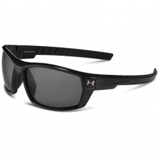 Under Armour RANGER Sunglasses Shiny Black/Black
