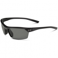 Under Armour ZONE 2.0 Sunglasses Satin Black/Black