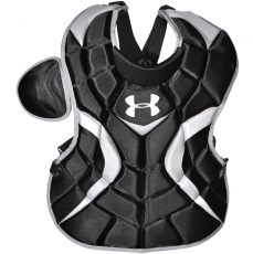 CLOSEOUT Under Armour PTH Victory Chest Protector Junior Youth UACP2-JRVS