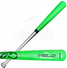 2015 Rawlings Velo Maple/Bamboo Wood Baseball Bat -5oz SL151V