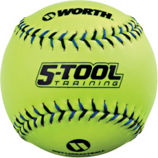 "Worth 5-Tool Training React Ball 12""- W5REAC"