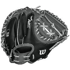 "Wilson A2K Catchers Mitt 32.5"" WTA2KRB15PUDGE"