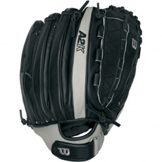 "Wilson A2K Fastpitch Softball Glove 12.5"" WTA2K0FPGCL26BS"