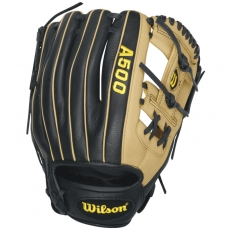 "CLOSEOUT Wilson A500 Baseball Glove 11.5"" WTA05RB16115"