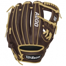 "Wilson A800 Showtime Baseball Glove 11.5"" WTA08RB16115"