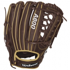 "Wilson A800 Showtime Baseball Glove 11.75"" WTA08RB161175"