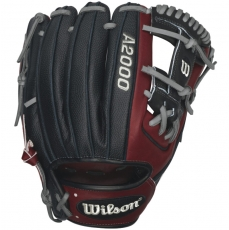 "Wilson A2000 1786 SuperSkin Baseball Glove 11.5"" WTA20RB161786SS"