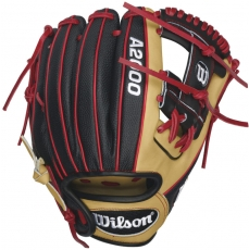 "Wilson A2000 DP15 SuperSkin Baseball Glove 11.5"" WTA20RB16DP15SS"