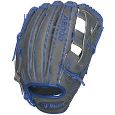 "Wilson A2000 Yasel Puig Game Model Baseball Glove 12.75"" WTA20RB16YP66GM"