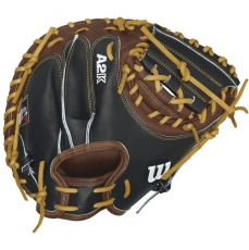 "Wilson A2K Pudge Catcher's Mitt 32.5"" WTA2KRB16PUDGE"