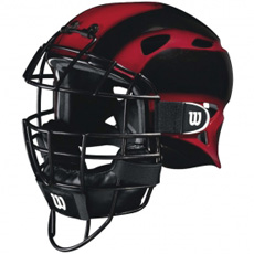 Wilson EZ Gear 2-Tone Youth Catchers Mask WTA3062