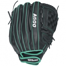 "CLOSEOUT Wilson Siren A500 Fastpitch Softball Glove 12"" WTA05RF1612"