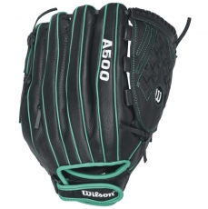 "Wilson Siren A500 Fastpitch Softball Glove 12.5"" WTA05RF16125"