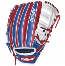 "CLOSEOUT Wilson A2000 CL22 'Merica Slowpitch Softball Glove 13"" WTA20RS16CL22"