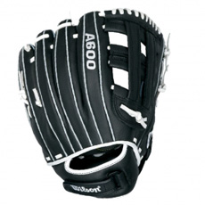 "Wilson A600 FP12 Fastpitch Softball Glove 12"" WTA0600FP12"
