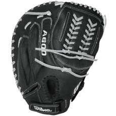 "Wilson A600 Fastpitch Softball Catchers Mitt 33"" WTA0600FPCM33"