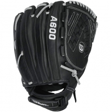 "Wilson A600 Fastpitch Softball Glove 12.5"" WTA0600FPV125"