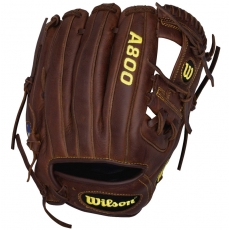 "Wilson A800 Game Ready SoftFit Baseball Glove 11.5"" WTA0800BB115"