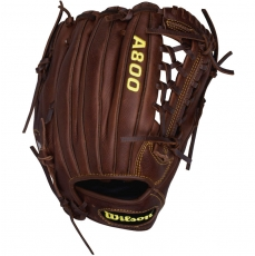 "Wilson A800 Game Ready SoftFit Baseball Glove 11.75"" WTA0800BB1175"
