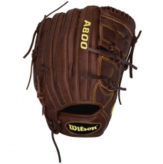 "Wilson A800 Game Ready SoftFit Baseball Glove 12"" WTA0800BB12"