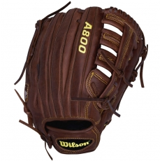 "Wilson A800 Game Ready SoftFit Baseball Glove 12.5"" WTA0800BB125"