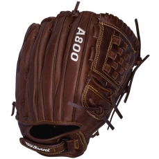 "Wilson A800 Game Ready SoftFit Fastpitch Softball Glove 12"" WTA0800FP12SF"