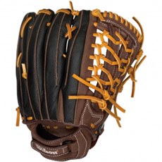 "CLOSEOUT Wilson Pro Soft Yak Fastpitch Softball Glove 12.75"" WTA1500FP1275"