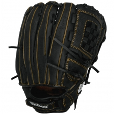"CLOSEOUT Wilson Pro Soft Yak Fastpitch Softball Glove 12"" WTA1500FPCAT12"