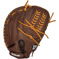 "CLOSEOUT Wilson Pro Soft Yak Fastpitch Catchers Mitt 33"" WTA1500FPCM"