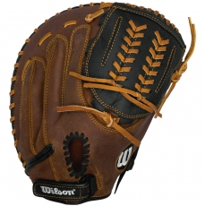 "Wilson Pro Soft Yak Fastpitch Catchers Mitt 33"" WTA1500FPCM13BK"