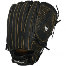 "CLOSEOUT Wilson Pro Soft Yak Fastpitch Softball Glove 12.5"" WTA1500FPV125"