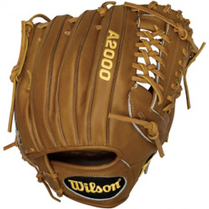 "CLOSEOUT Wilson A2000 Baseball Glove 11.75"" WTA2000BB1796"