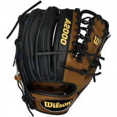 "CLOSEOUT Wilson A2000 Superskin Baseball Glove 11.5"" WTA2000BBOTIFSS"