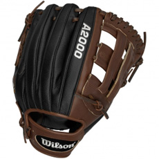 "CLOSEOUT Wilson A2000 Showcase Baseball Glove 11.5"" WTA2000SCDW5SS"