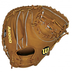 "Wilson A2000 Catchers Mitt 32.5"" WTA2403BB1791ST"
