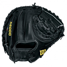 "Wilson A2000 SuperSkin Catchers Mitt 33.5"" WTA2403BBM1BSS"