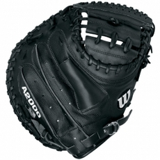 CLOSEOUT Wilson A2000 Showcase Catchers Mitt SCDPCMSS 32.5""