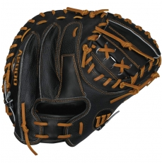 "CLOSEOUT Wilson A2000 SuperSkin Catchers Mitt 33.5"" WTA2403BBSSM1"
