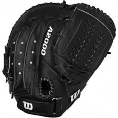 "Wilson A2000 Fastpitch Catchers Mitt 34"" WTA2403FPCM13SS"