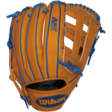 "Wilson A2K Baseball Glove 12"" David Wright Game Model WTA2K0BB3DW5GM"