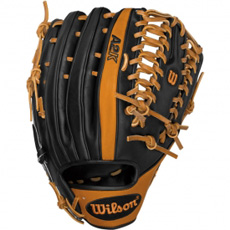"CLOSEOUT Wilson A2K Baseball Glove 12.75"" Outfield WTA2K0BB3OT6"
