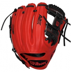 "Dustin Pedroia Wilson A2K Baseball Glove 11.5"" WTA2K0BB4DP15GM"