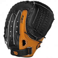 "Wilson A2K Fastpitch Catchers Mitt 34"" WTA2K0FP3CM11"