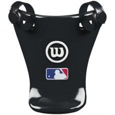 CLOSEOUT Wilson Neck and Throat Protector 4-inch WTA3902