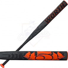 Worth 454 Resmondo End Load Slowpitch Softball Bat SB454L