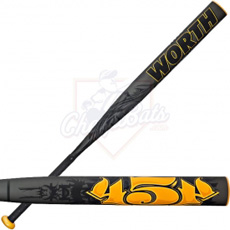 2012 Worth 454 Titan Slowpitch Softball Bat SB454U