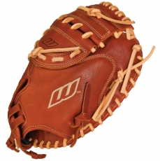 "CLOSEOUT Worth Century Series Fastpitch Catchers Mitt 34"" CCMX34"